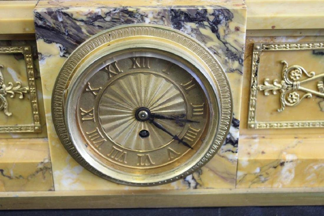 H. Uillerr, Signed Finest Quality Bronze & Marble - 3