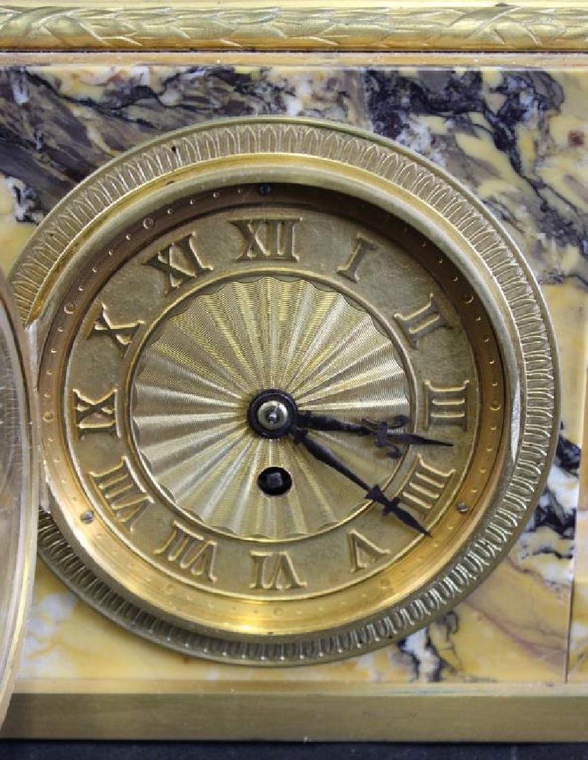 H. Uillerr, Signed Finest Quality Bronze & Marble - 4