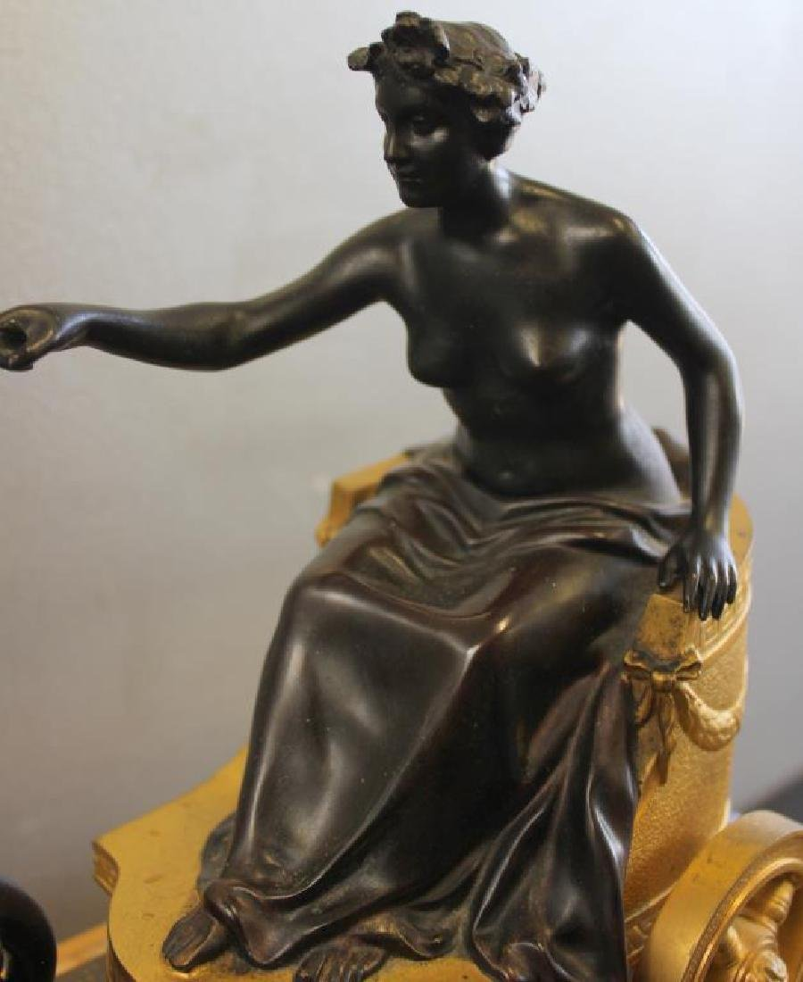 H. Uillerr, Signed Finest Quality Bronze & Marble - 5