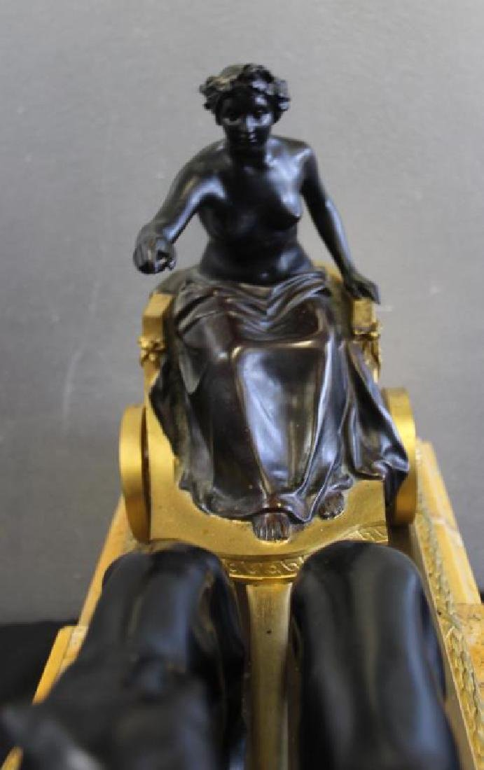 H. Uillerr, Signed Finest Quality Bronze & Marble - 8