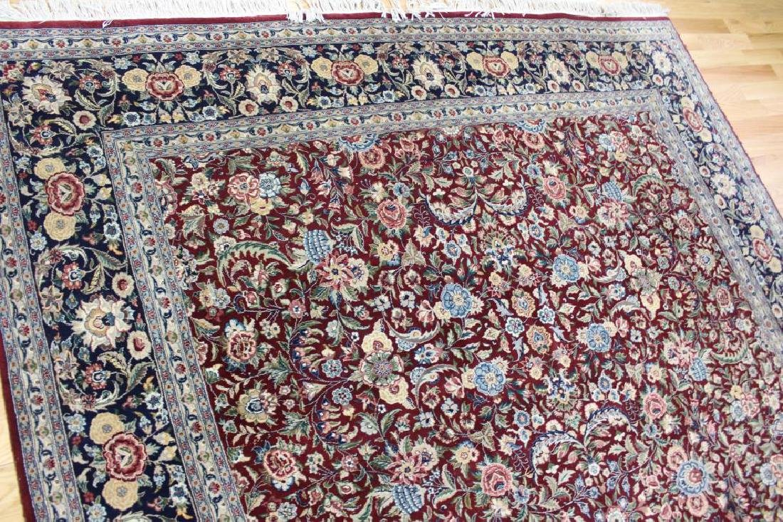 Vintage and Finely Hand Woven Roomsize Carpet . - 4