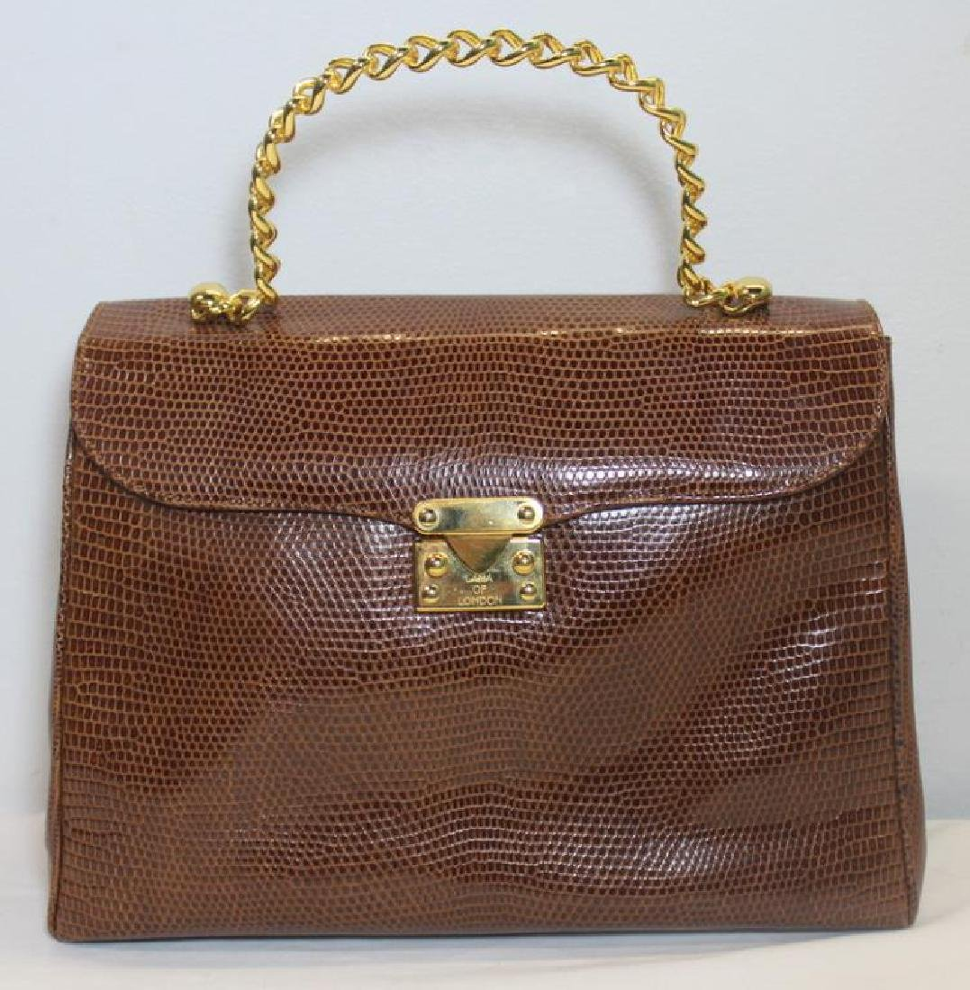 Vintage Lana of London Handbag.