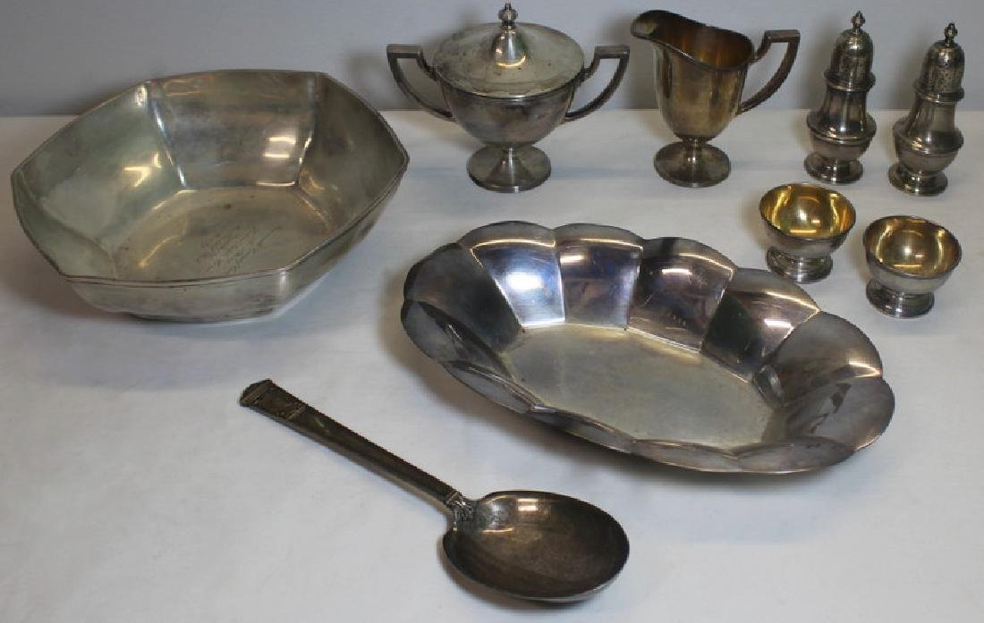 STERLING. Group of Tiffany & Co. Sterling Items.