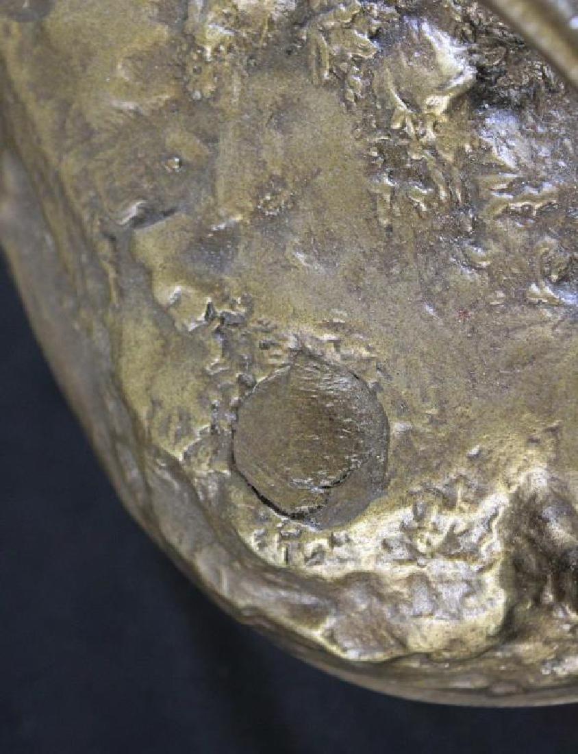 Gilt Bronze Sculpture - 9