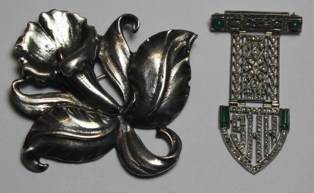 STERLING. Assorted Jewelry and Accessories. - 2