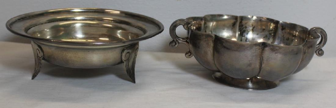 STERLING. Assorted Hollow Ware and Flatware - 8