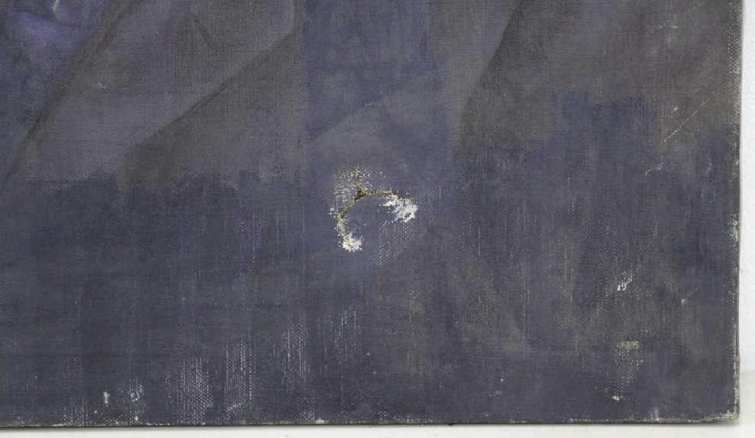 FREDER, Frederick. Four Oils on Canvas. - 5