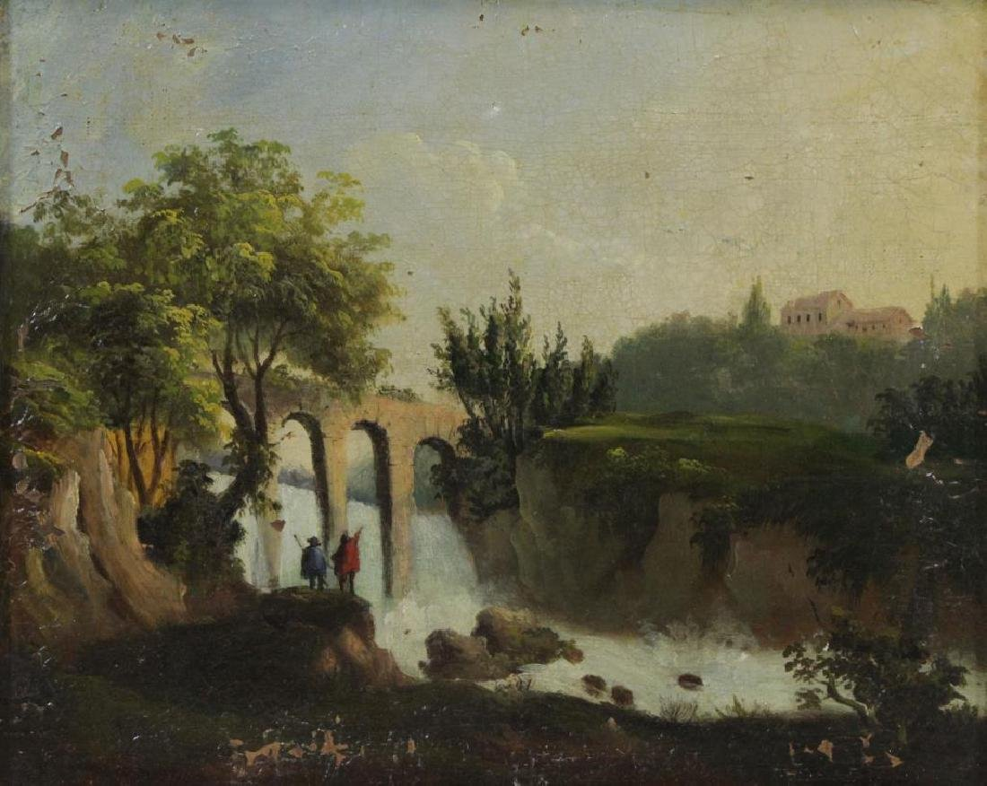 Lot of Five (5) 18th/19th Century Oil Paintings. - 3