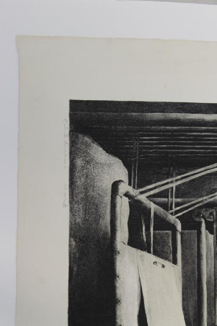RIGGS, Robert. Lithograph. Children's Ward. - 10