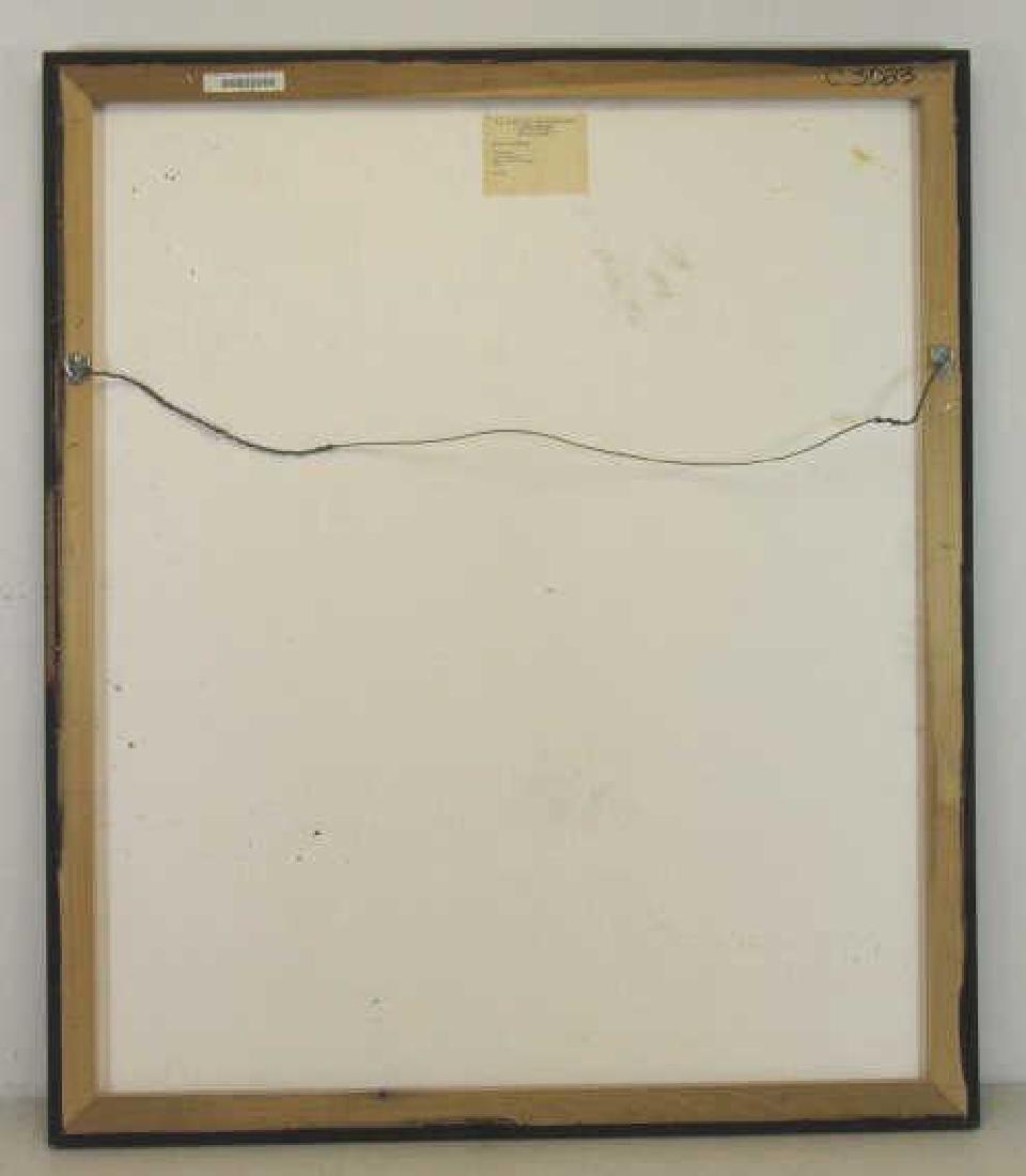 """ANDERSON, Brooks. Oil on Panel. """"Ventana"""" - 6"""