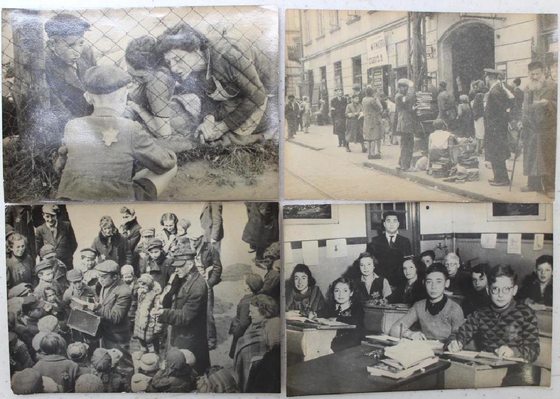 Collection of Warsaw Ghetto Photographs, 1942. - 2