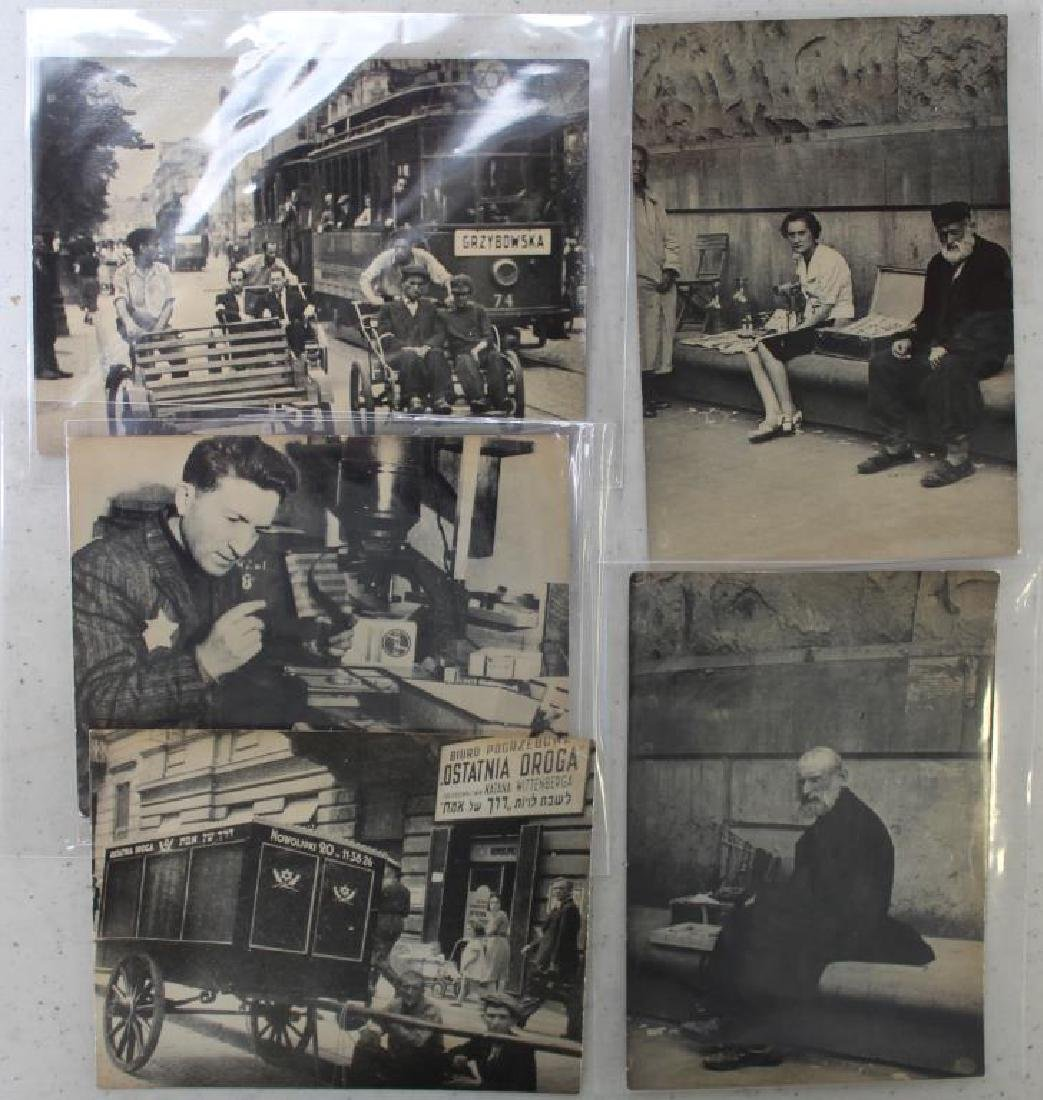 Collection of Warsaw Ghetto Photographs, 1942. - 4