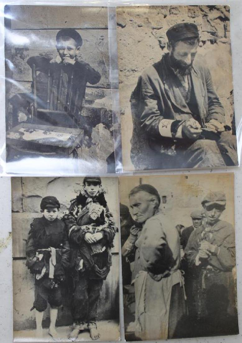 Collection of Warsaw Ghetto Photographs, 1942. - 6