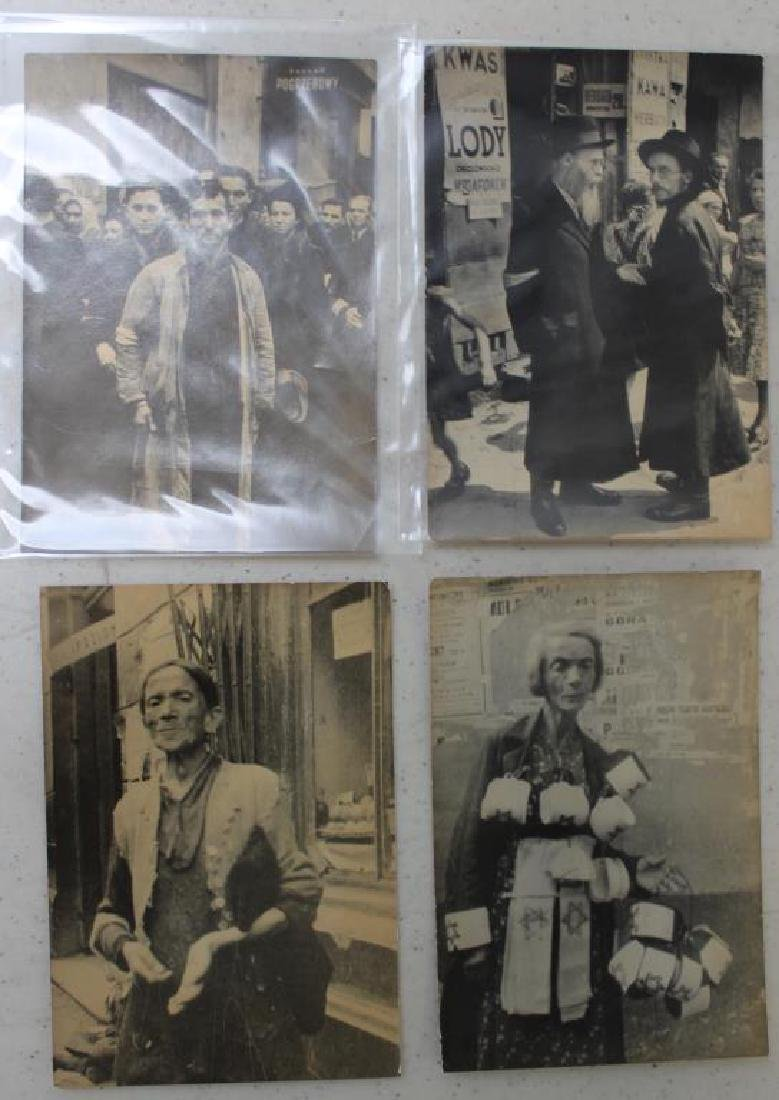 Collection of Warsaw Ghetto Photographs, 1942. - 8
