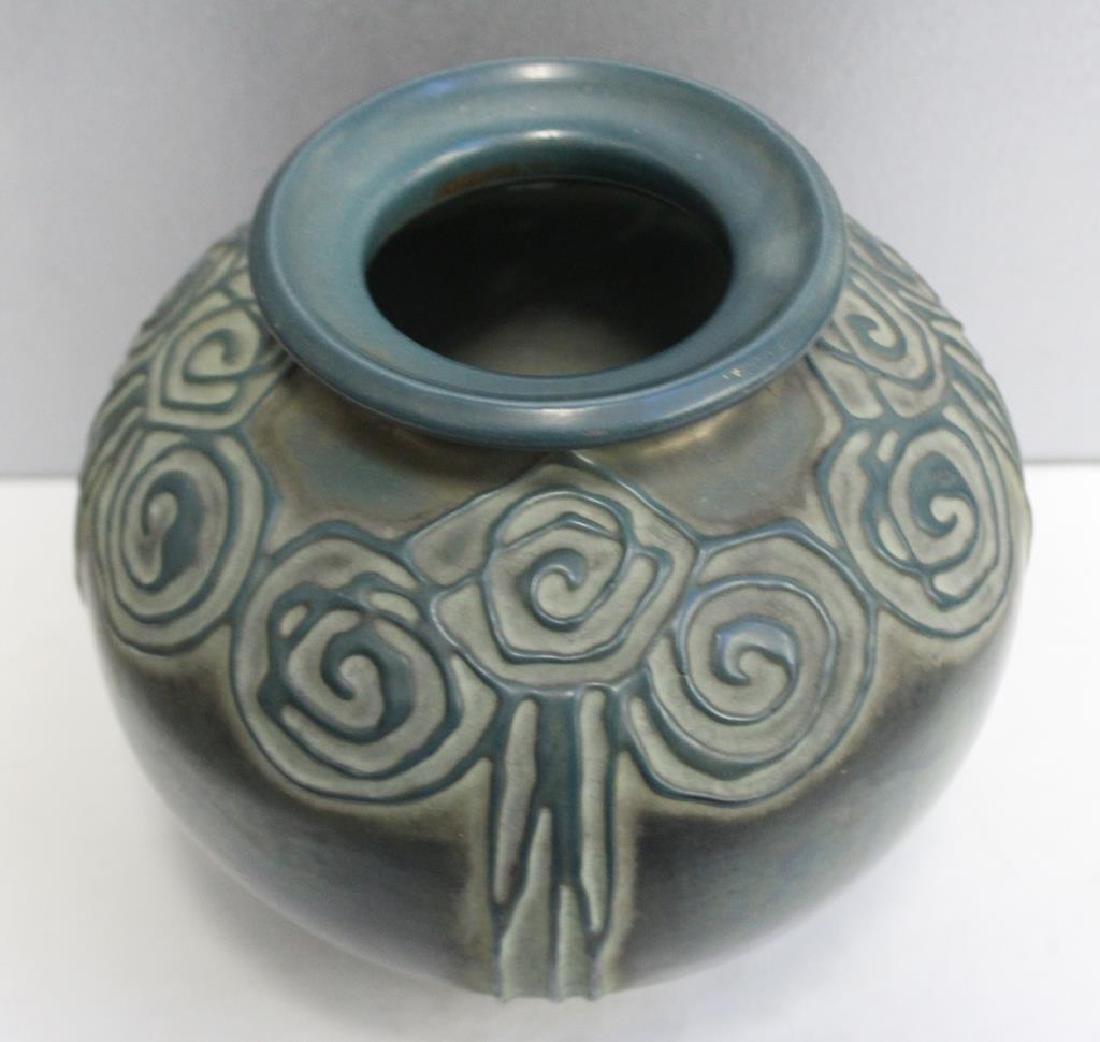 AMPHORA. Signed Pottery Vase. - 2