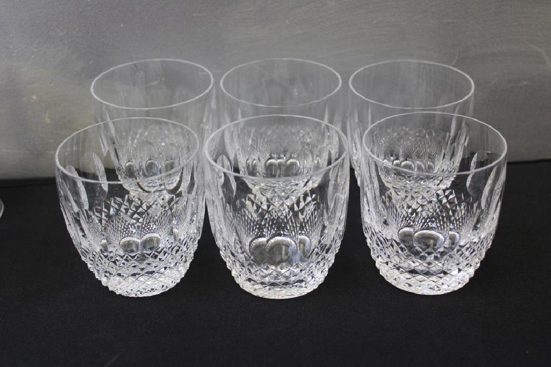 Waterford Crystal Lot of Stemware & Decanter. - 2