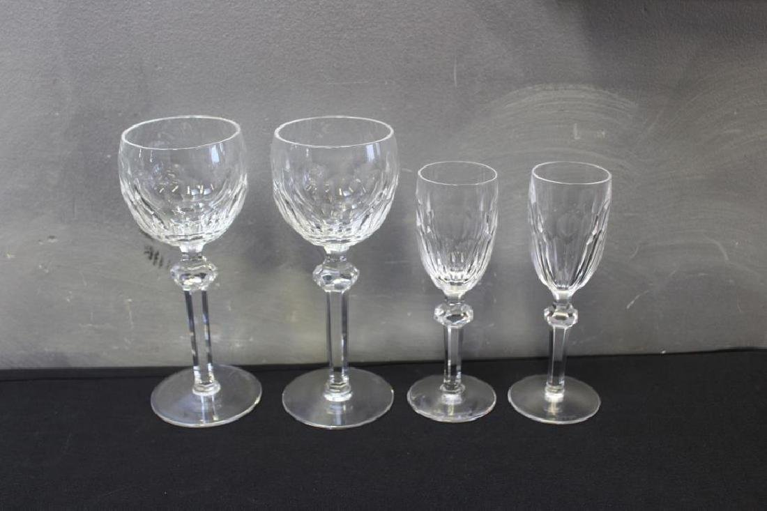Waterford Crystal Lot of Stemware & Decanter. - 5