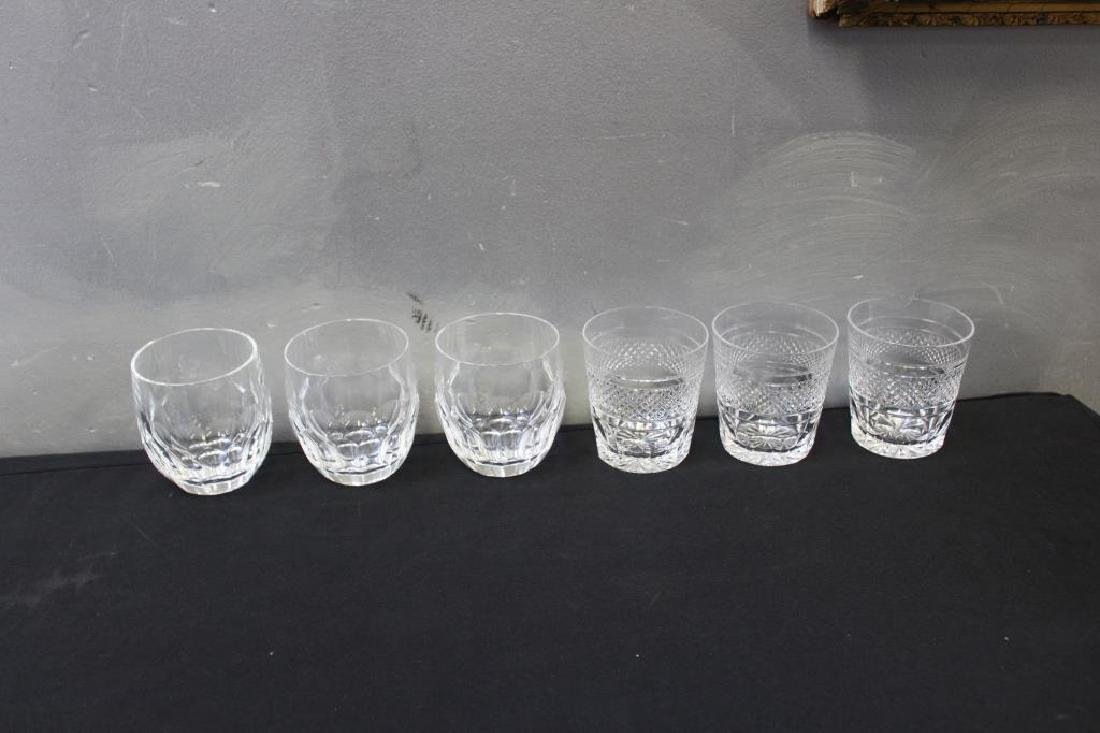 Waterford Crystal Lot of Stemware & Decanter. - 7