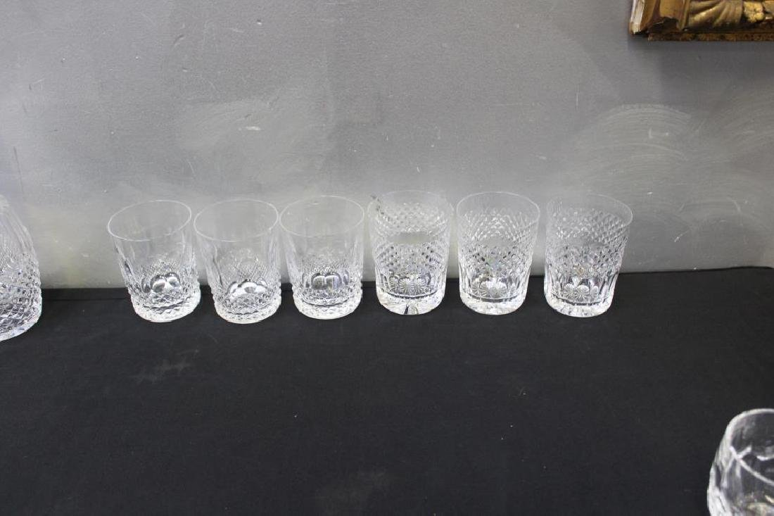 Waterford Crystal Lot of Stemware & Decanter. - 8