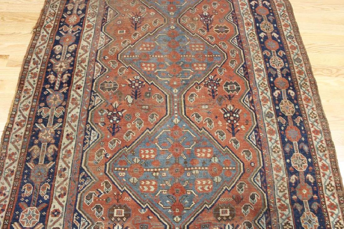 Antique and Finely Hand Woven Afghar ?Carpet . - 3