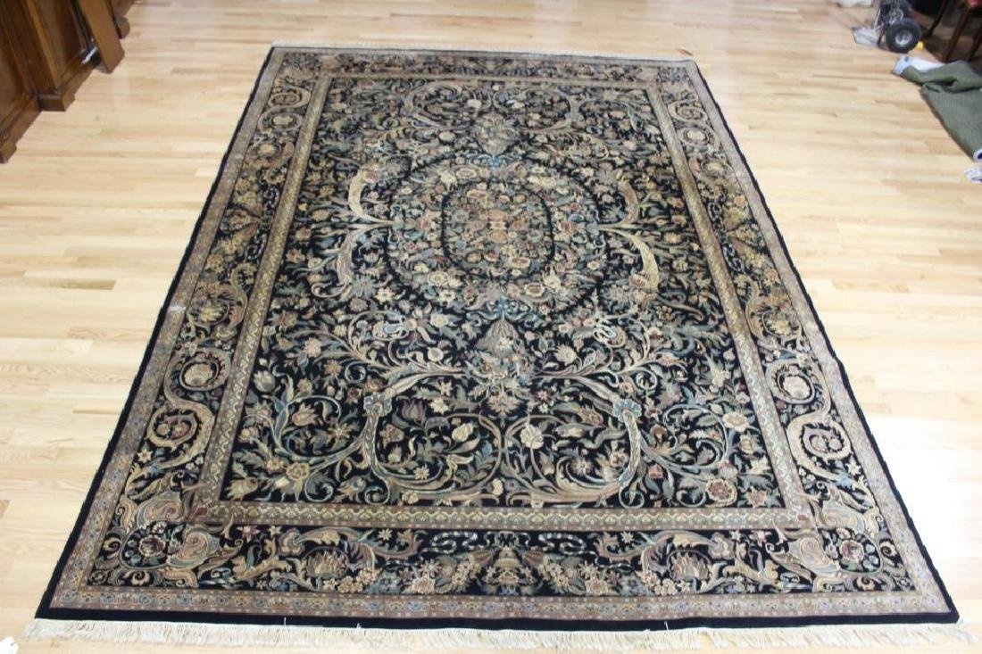 Impressive and Finely hand Woven Roomsize Carpet