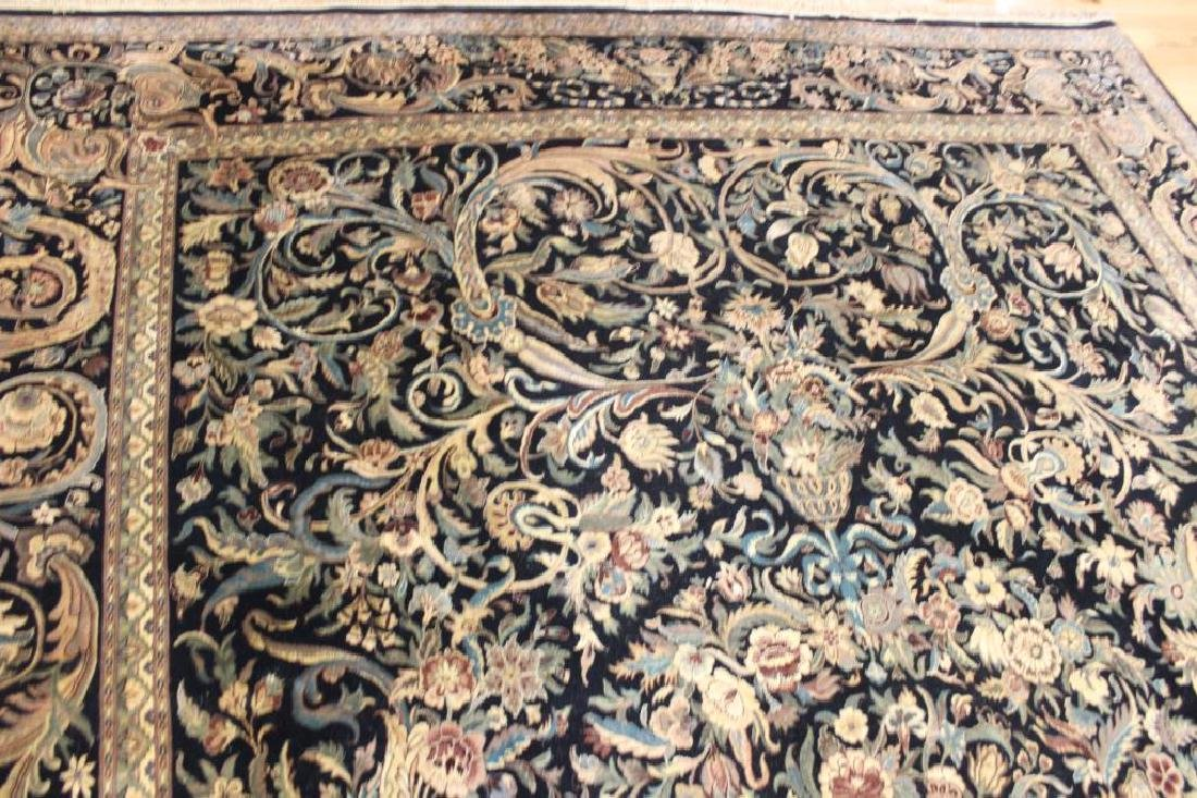 Impressive and Finely hand Woven Roomsize Carpet - 4