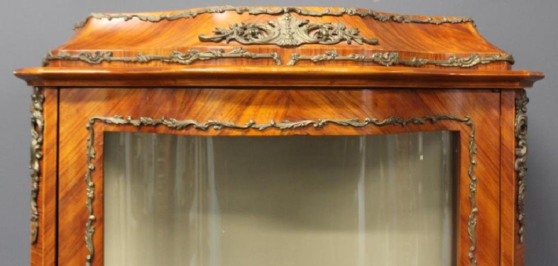 Antique and Fime Quality Continental Curved Glass - 3
