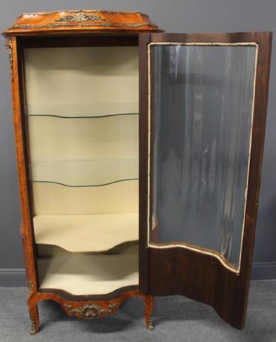 Antique and Fime Quality Continental Curved Glass - 6
