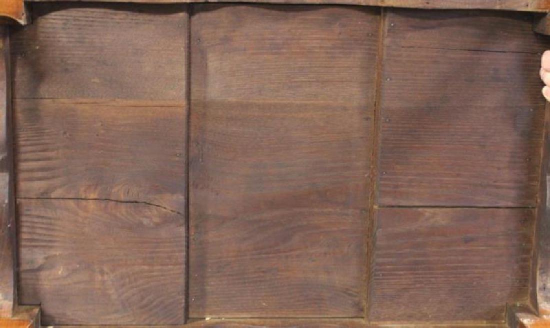 Fine Quality Marquetry Inlaid Continental Barrel - 9