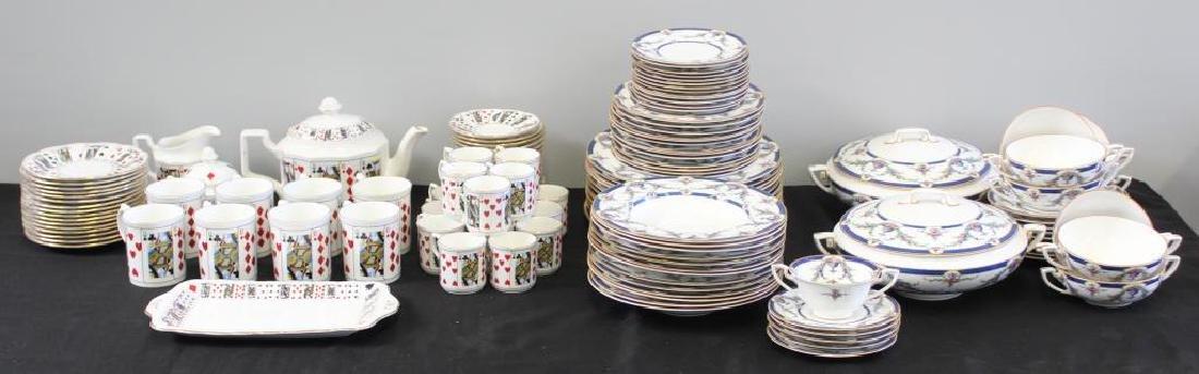 """Royal Worcester """"Rosemary"""" Porcelain Together"""