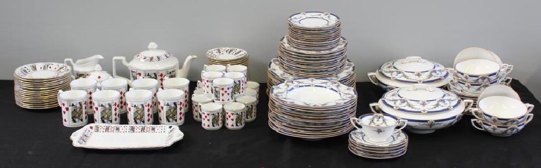 """Royal Worcester """"Rosemary"""" Porcelain Together - 2"""