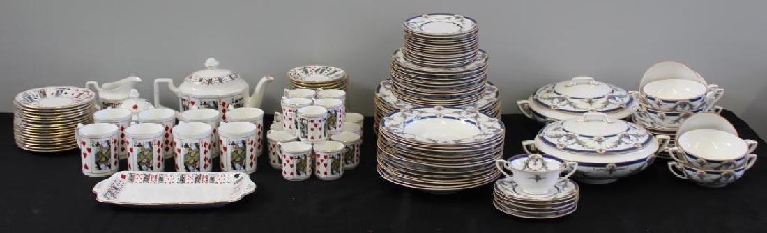 """Royal Worcester """"Rosemary"""" Porcelain Together - 3"""