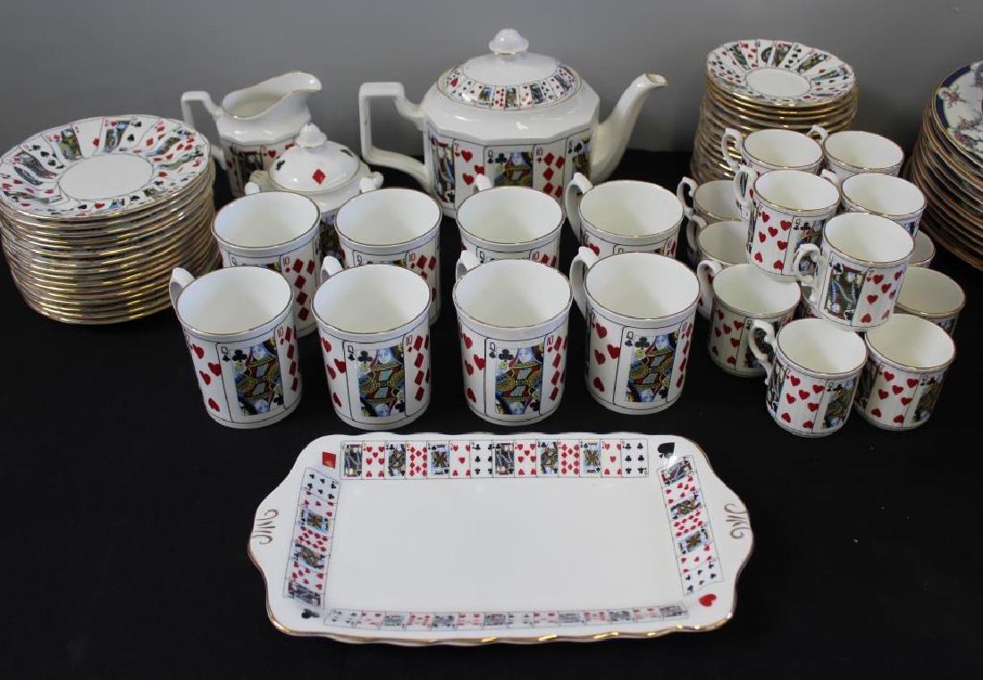 """Royal Worcester """"Rosemary"""" Porcelain Together - 7"""
