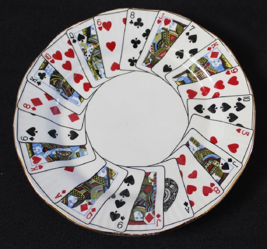 """Royal Worcester """"Rosemary"""" Porcelain Together - 8"""