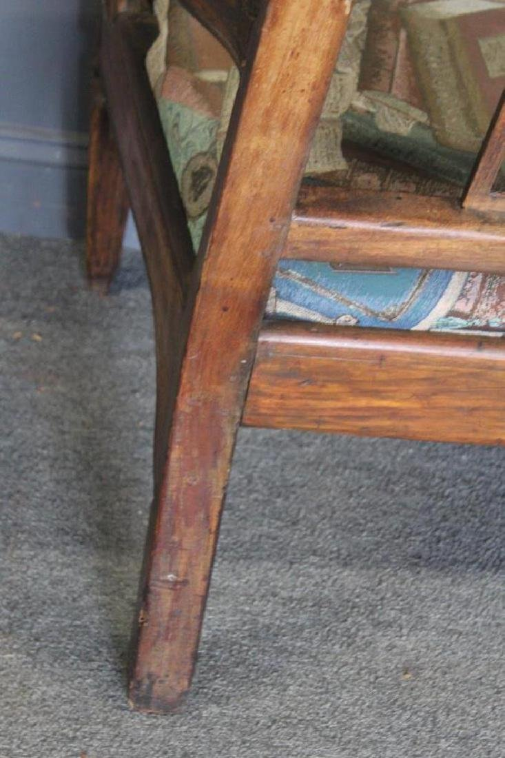 Antique Continental Settee. - 7