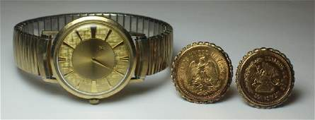JEWELRY Mens Jewelry Grouping Inc Gold