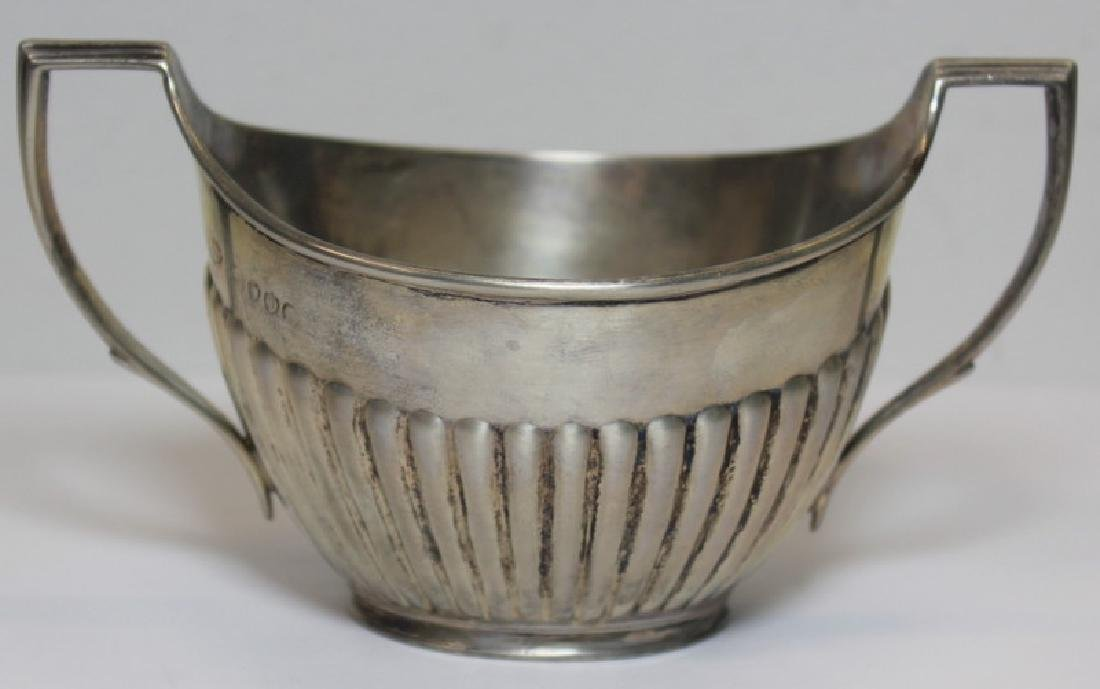 SILVER. Grouping of Antique English Silver. - 10