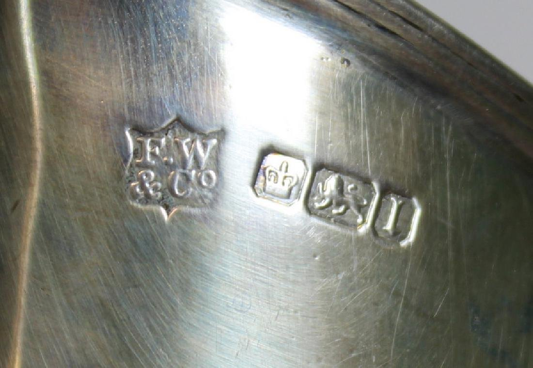 SILVER. Grouping of Antique English Silver. - 15
