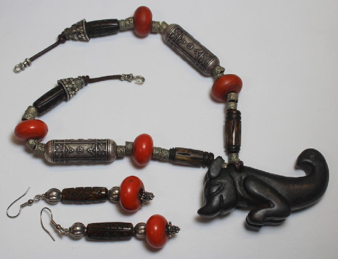 JEWELRY & STERLING. Assorted Grouping of Objects. - 2