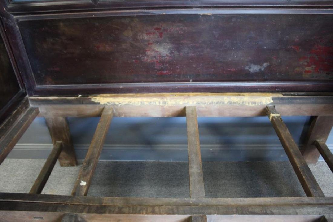 Chinese Antique Opium Bed. - 7