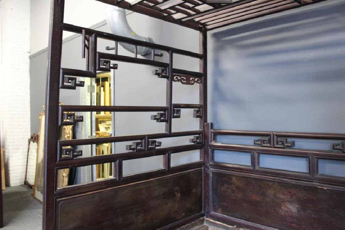 Chinese Antique Opium Bed. - 9