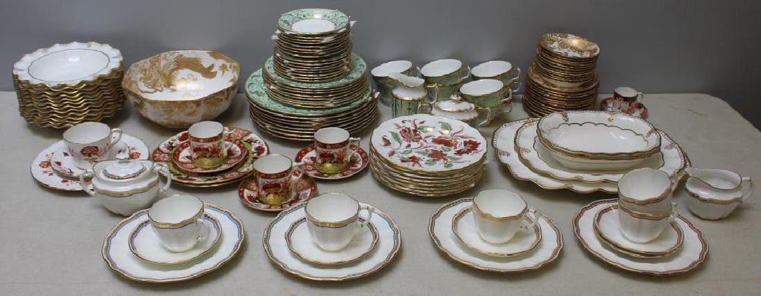 Large Lot of Assorted Royal Crown Derby.