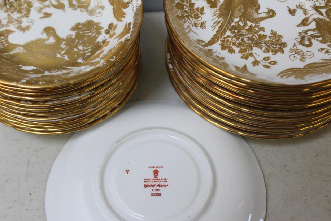 Large Lot of Assorted Royal Crown Derby. - 3