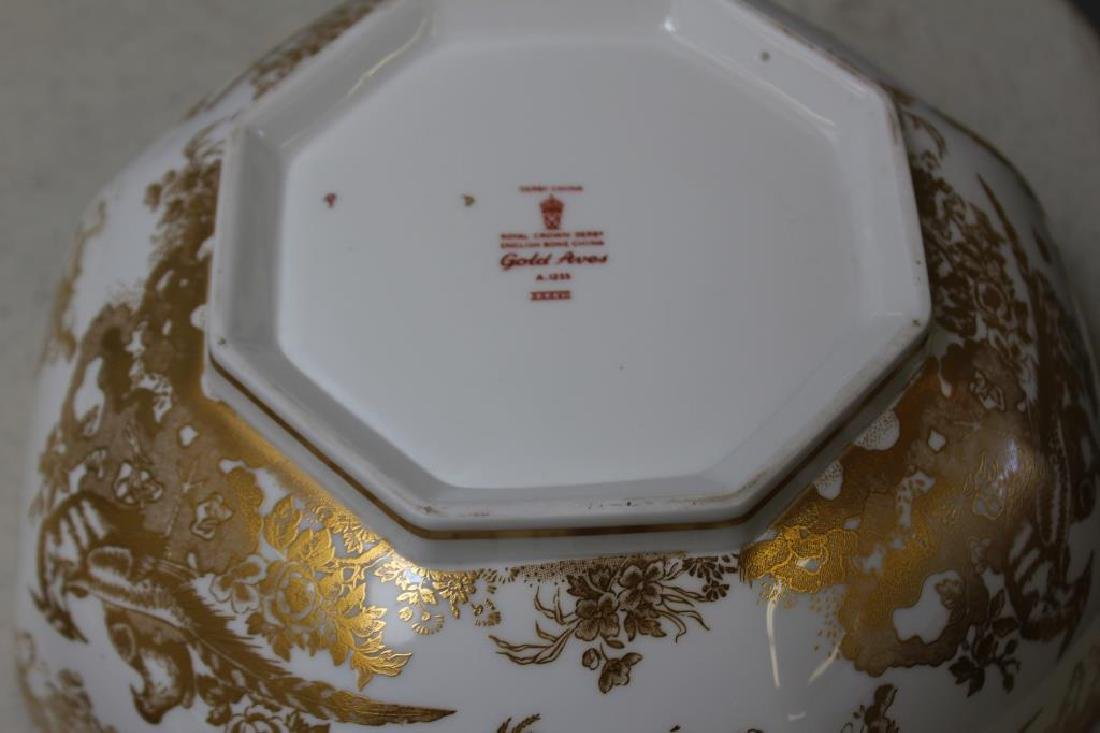 Large Lot of Assorted Royal Crown Derby. - 5