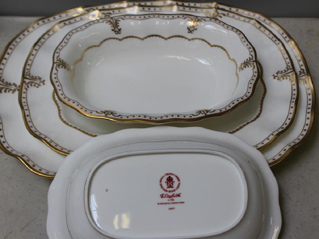 Large Lot of Assorted Royal Crown Derby. - 6