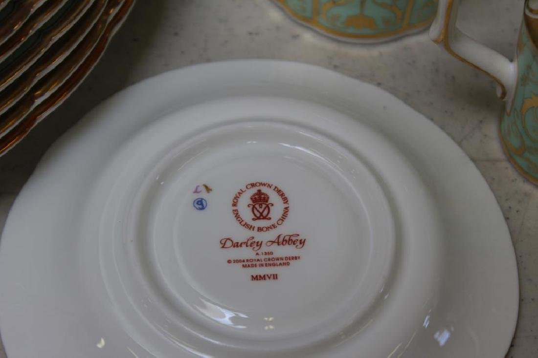 Large Lot of Assorted Royal Crown Derby. - 8