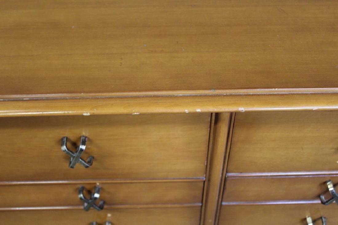 MIDCENTURY. Paul Frankl Double Dresser - 3