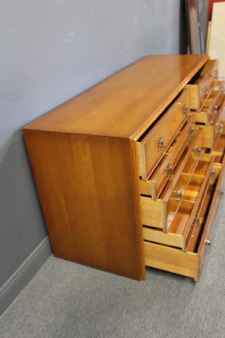 MIDCENTURY. Paul Frankl Double Dresser - 6