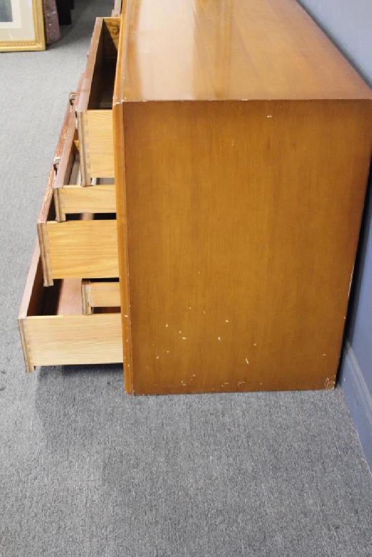 MIDCENTURY. Paul Frankl Double Dresser - 7