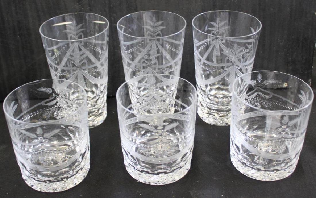 Assorted Lot of William Yeoward Crystal. - 2